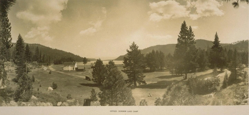 gallery/donner lake west beach old highway 1915 waters